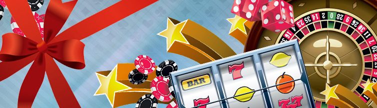 Бонусы, акции казино